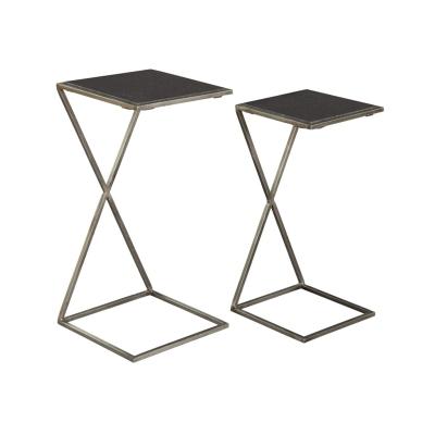 Hekman X Iron Nest of Tables