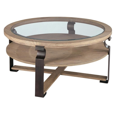 Hekman Weathered Wood Coffee Table