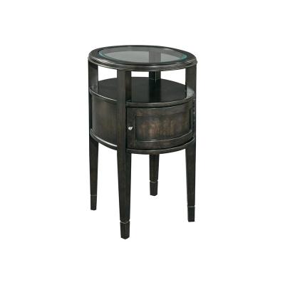 Hekman Oval Storage Table