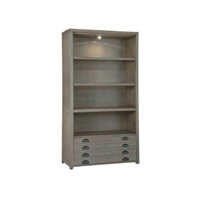 Hekman Executive Center Bookcase