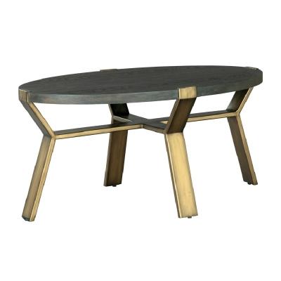 Hekman Oval Coffee Table