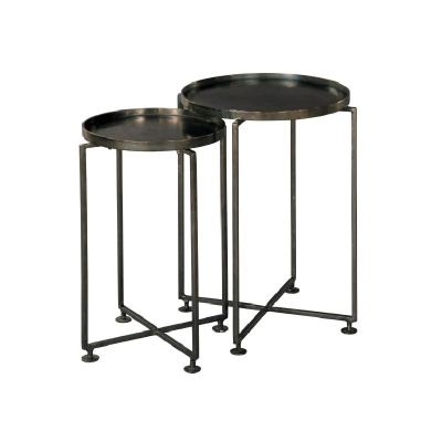 Hekman Pair of Tables
