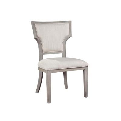 Hekman Fan Back Side Chair