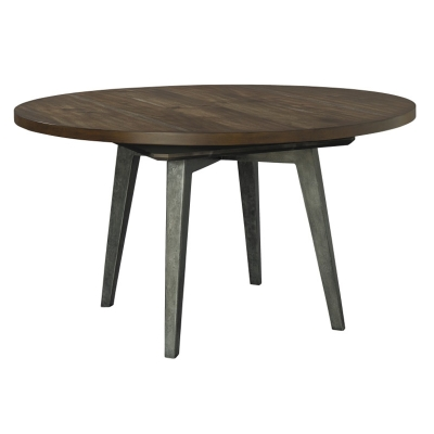 Hekman 48 inch Round Splayed Leg Dining Table