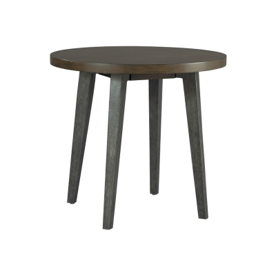 Hekman Splayed Leg End Table