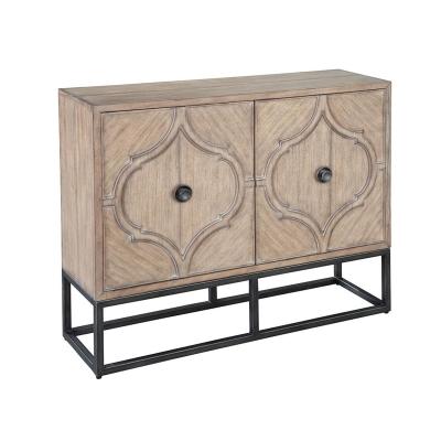 Hekman Double Door Cabinet