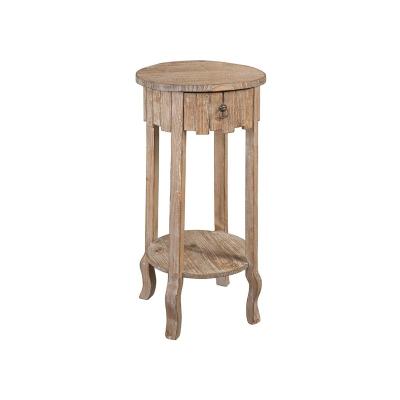 Hekman Primitive Side Table
