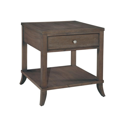 Hekman Drawer Lamp Table