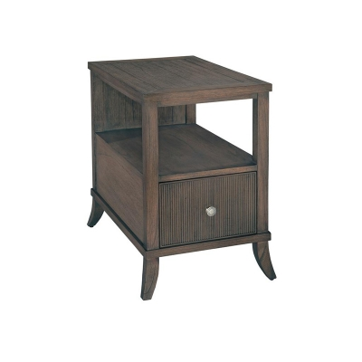 Hekman Chairside Table with Drawer