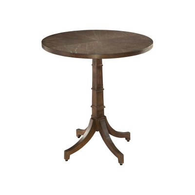 Hekman Round Chairside Table