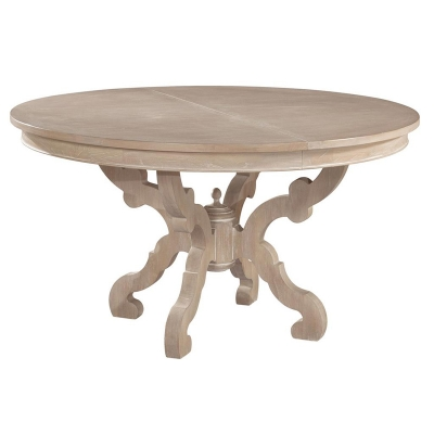 Hekman Baroque Round Dining Table