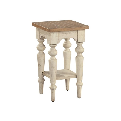 Hekman Chairside Table
