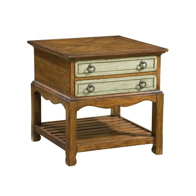 Hekman Drawer End Table