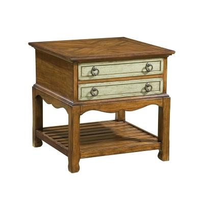 Hekman Drawer End Table