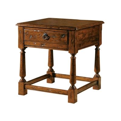 Hekman Lamp End Table