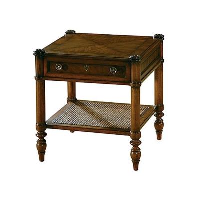Hekman Lamp Table