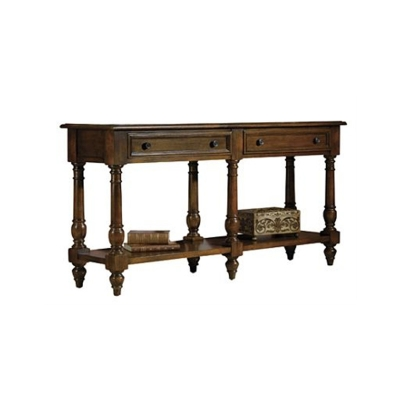 Hekman Large Console Table