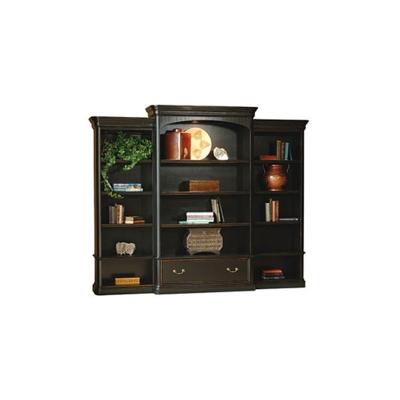 Hekman Louis Phillippe Executive Bookcase