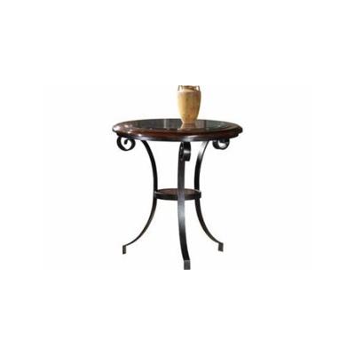 Hekman Metal Lamp Table
