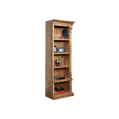 Hekman Office Express Right Pier Bookcase