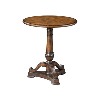 Hekman Pedestal Table