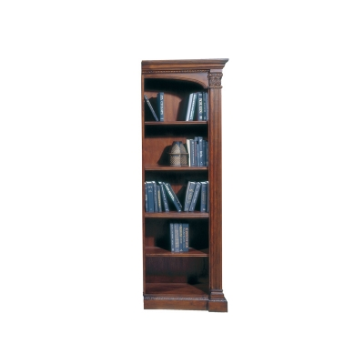 Hekman Presidential Right Pier Bookcase