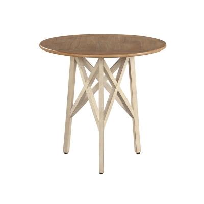 Hekman Primitive Lamp Table