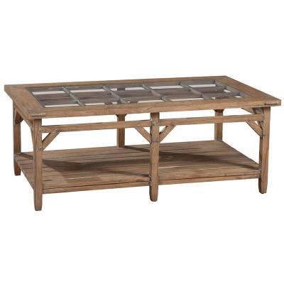 Hekman Primitive Rectangular Coffee Table