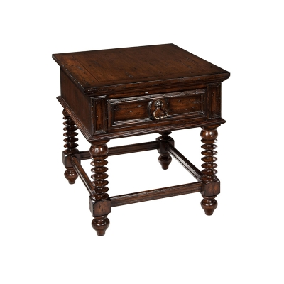 Hekman Rectangular End Table