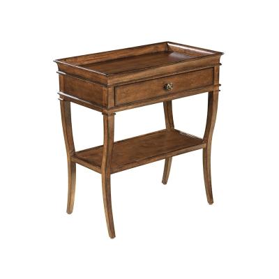 Hekman Rectangular Lamp Table