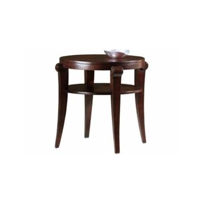 Hekman Round End Table
