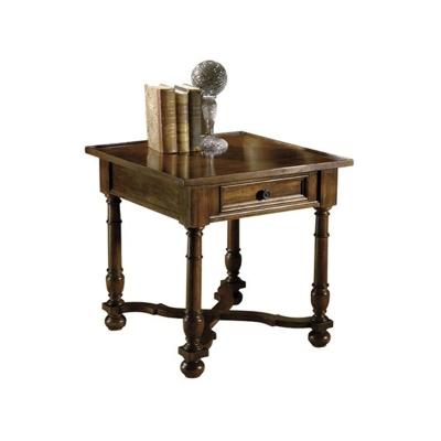 Hekman Square Lamp Table