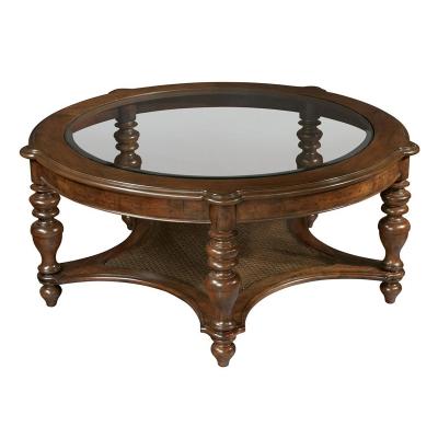 Hekman Round Coffee Table