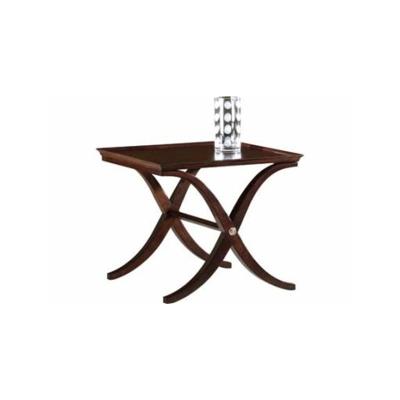 Hekman X Base Lamp Table