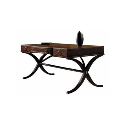 Hekman X Stretcher Desk