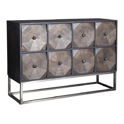 Hekman Eight Drawer Cabinet