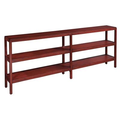 Hekman Book Shelf Sofa Table