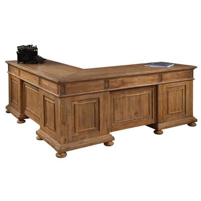 Hekman L Desk