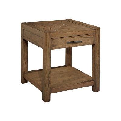 Hekman Square End Table