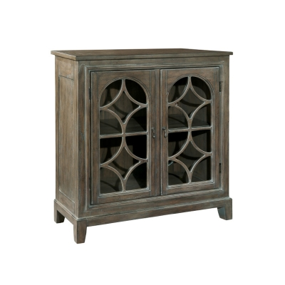 Hekman Arched Door Chest
