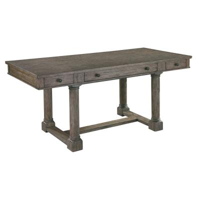 Hekman Rectangle Trestle Base Writing Desk