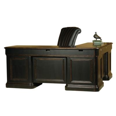 Hekman Executive L Desk