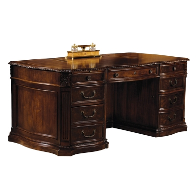 Hekman Executive Desk