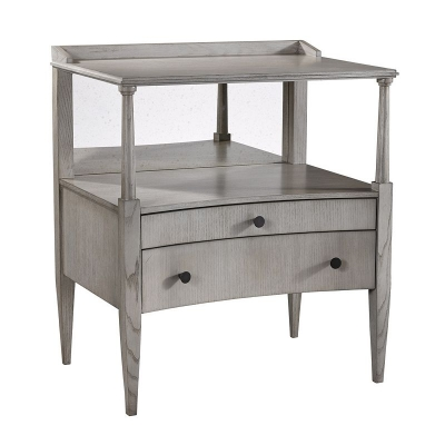 Hickory Chair Isabella Bedside Table