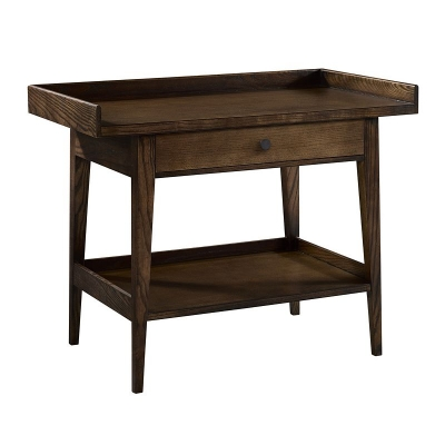 Hickory Chair Henry Side Table
