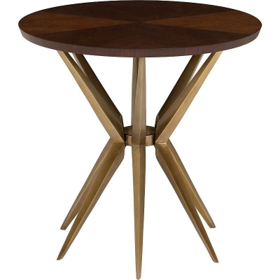 Hickory Chair Eden Side Table