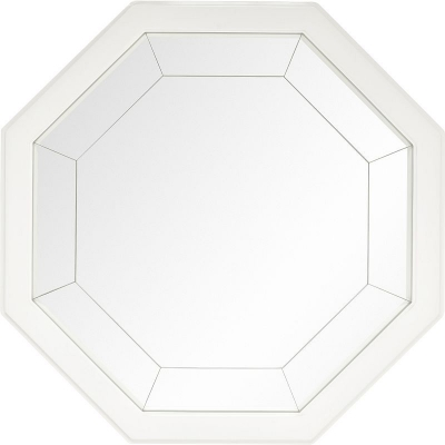 Hickory Chair Gigi Octagonal Mirror