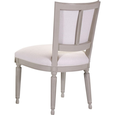 Hickory Chair Velours Dining Side Chair