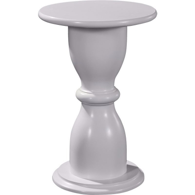 Hickory Chair Spool Spot Table