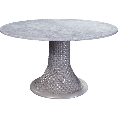 Hickory Chair Miami Center Breakfast Table Base